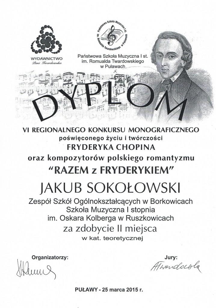 dyplom - Jakub Sokołowski
