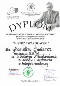 dyplom - Marcelina Swiercz